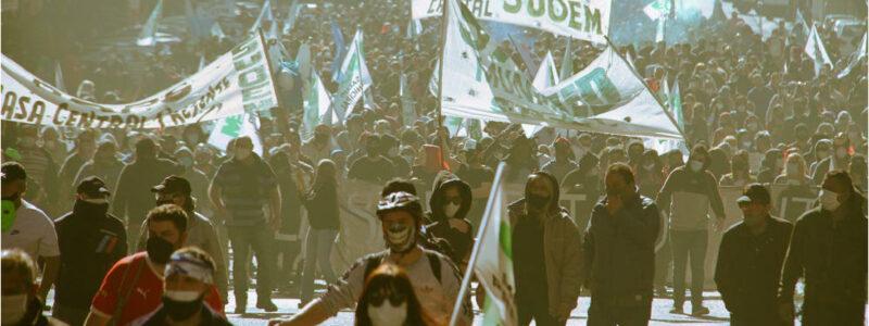 Pandemia: La crisis en Córdoba no es coyuntural, ni es solo sanitaria